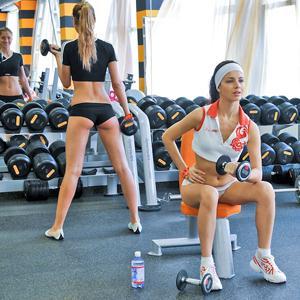 Фитнес-клубы Вычегодского