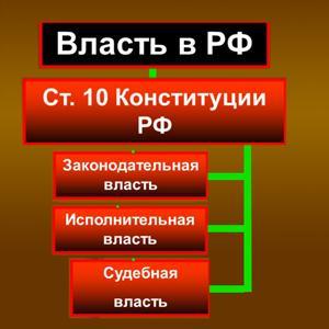 Органы власти Вычегодского