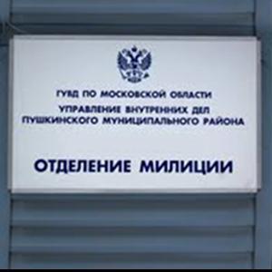 Отделения полиции Вычегодского