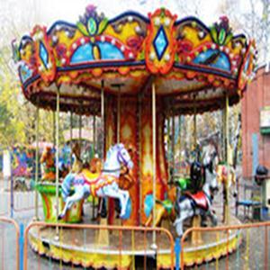Парки культуры и отдыха Вычегодского