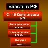Органы власти в Вычегодском