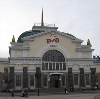 Железнодорожные вокзалы в Вычегодском