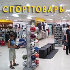 Спортивные магазины Вычегодского