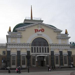 Железнодорожные вокзалы Вычегодского